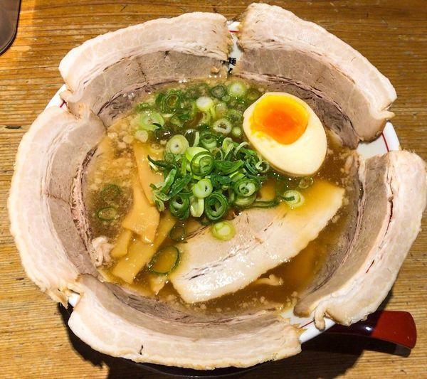 「チャーシュー麺」@京都熟成細麺 らぁ~めん京 イオンモール大和郡山店の写真