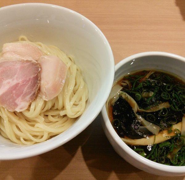 「つけ麺 850円」@らぁ麺 はやし田 横浜店の写真