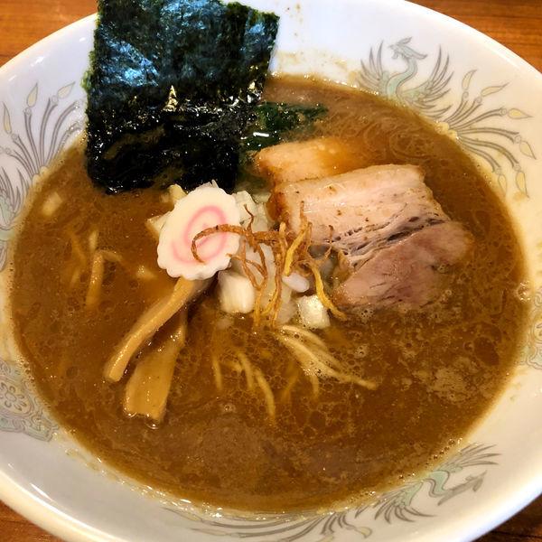「朝の味噌 700円 麺少なめ -50円」@麺&cafe Coi.Coi.の写真