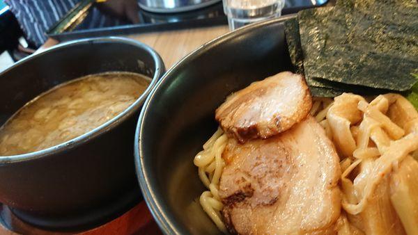 「しし丸つけ麺」@麺や しし丸。の写真