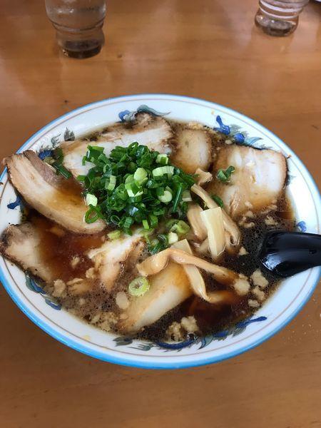 「チャーシュー麺」@味よしの写真