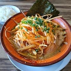 東京豚骨拉麺 ばんから 竜王バイパス店の写真