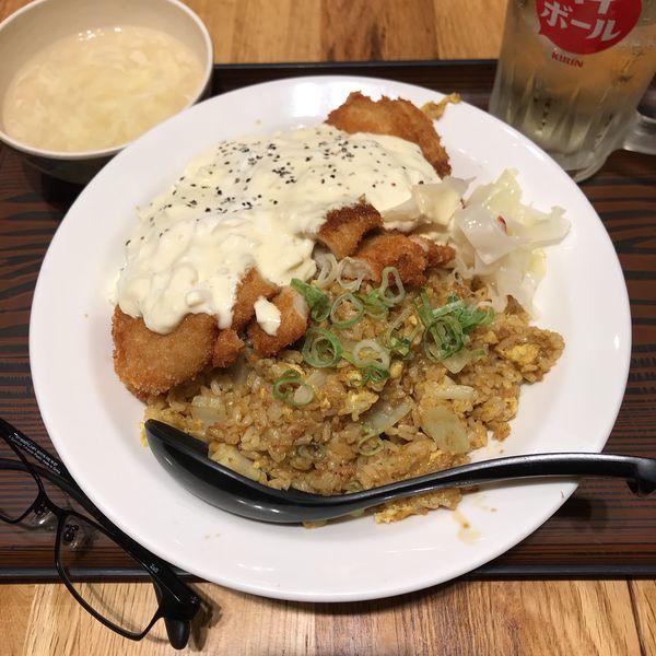 「完全無欠のゴールデン炒飯」@大阪王将 川崎駅東口店の写真