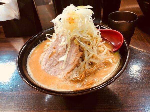 「味噌」@麺処 花田 池袋店の写真