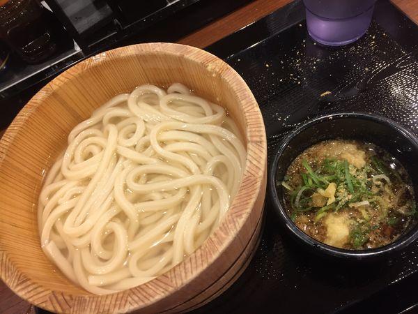 「釜揚げうどん(並)¥290」@丸亀製麺 大宮すずらん通り店の写真