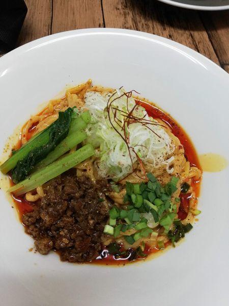 「汁なし担々麺」@kingyo noodlesの写真