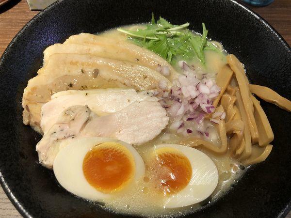 「特製鶏白湯」@優勝軒 熊谷総本店の写真