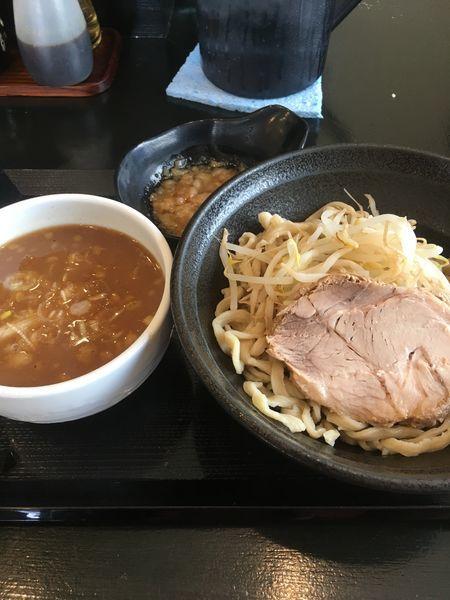 「極・どろつけ麺(小)」@つけ麺 どでんの写真