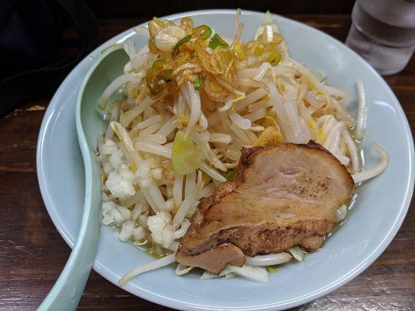 「ラーメン 720円」@麺屋 滝昇の写真