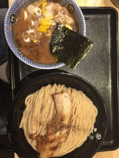 「つけ麺 大」@麺屋 たけ井 阪急梅田店の写真