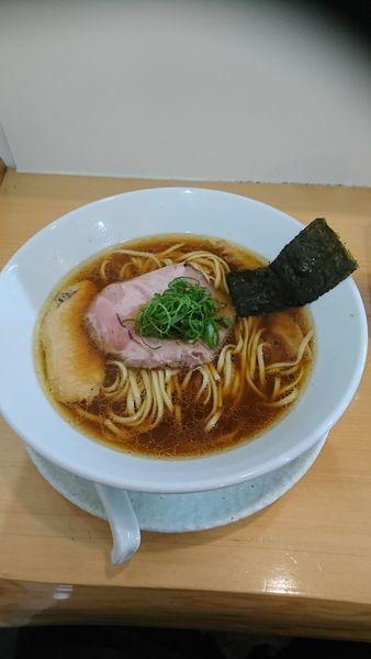 「鶏そば」@麺屋BISQの写真