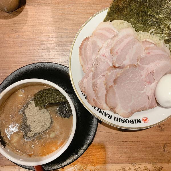 「特製濃厚煮干しつけ麺 中盛」@NIBOSHI TSUKEMEN 凪 大宮南銀通り店の写真
