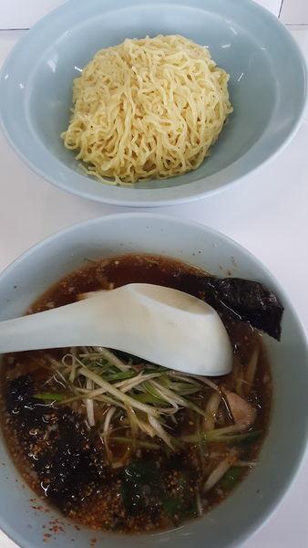 「ネギつけ麺中盛」@ラーメンショップ 平泉店の写真
