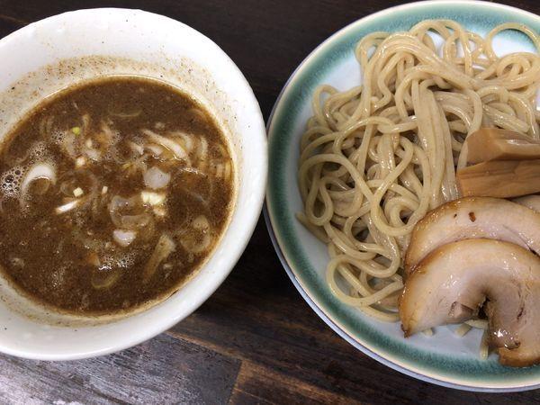 「半盛つけ麺」@らー麺 つるやの写真