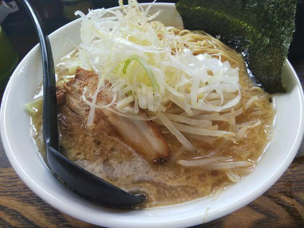 「ぶうとと :細麺 (大盛り)」@信州麺屋 とんずらの写真