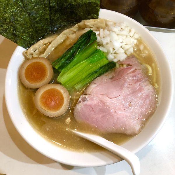 「【限定】伊藤家 ¥800」@麺屋 扇 SENの写真