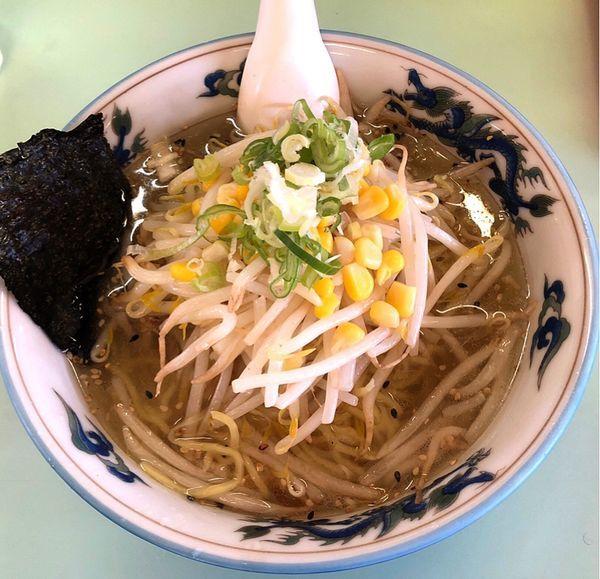 「塩ラーメン」@札幌ラーメン ユキンコの写真