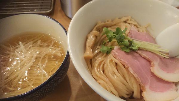 「つけ麺」@中華そば 流川の写真