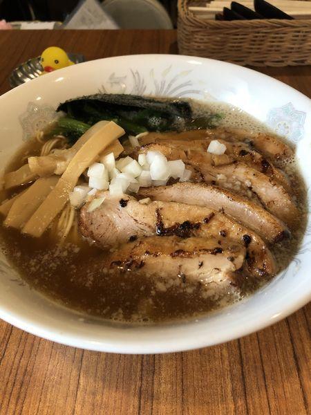 「チャーシュー麺¥800」@麺&cafe Coi.Coi.の写真