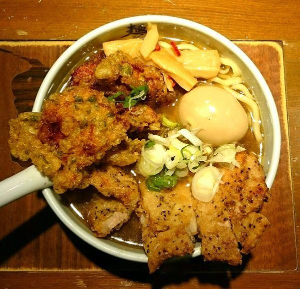 「二天ら~麺」@麺屋武蔵 二天の写真