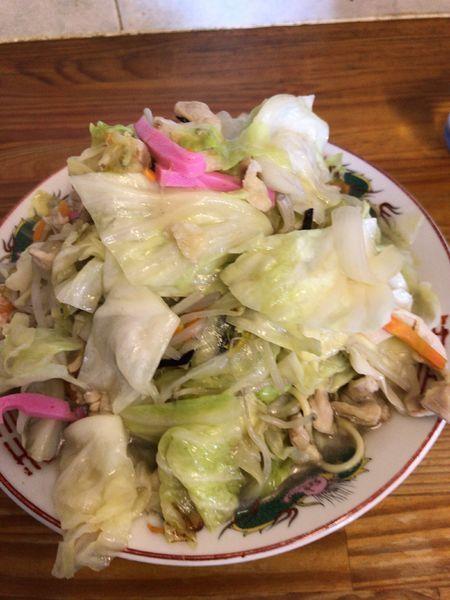「ちゃんぽん」@大空食堂の写真