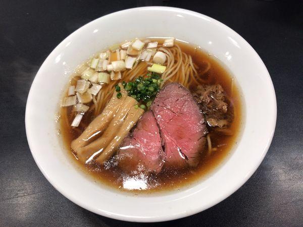 「牛そば」@麺牛 ひろせの写真