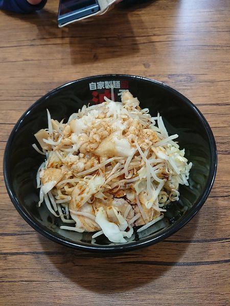 「コク旨背脂そば  @890円」@桜井製麺所の写真
