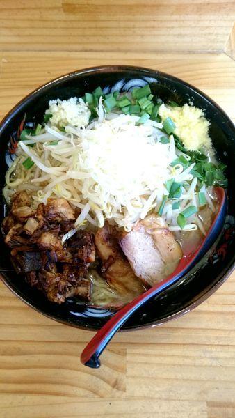 「風二郎  780円」@中華麺酒家 からっ風の写真