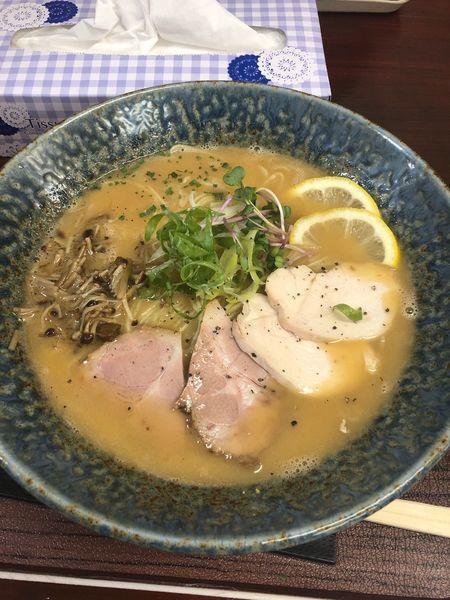 「【限定】味噌とあさり」@創作麺処 スタ★アトの写真
