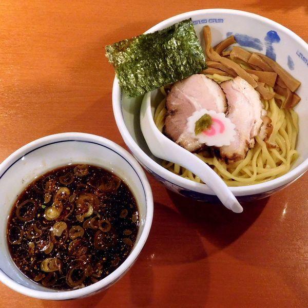 「つけ麺(950円)」@たけちゃんにぼしらーめん 調布店の写真