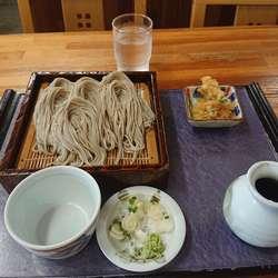 へぎそば 元屋 東京湯島店の写真