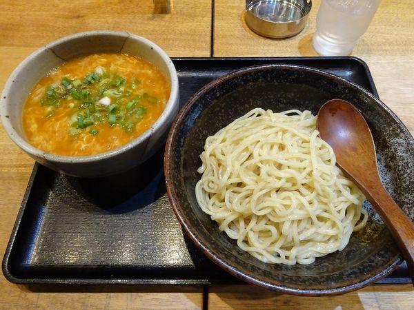 「サンラーつけ麺(並)」@麺匠はなみち 東三国店の写真