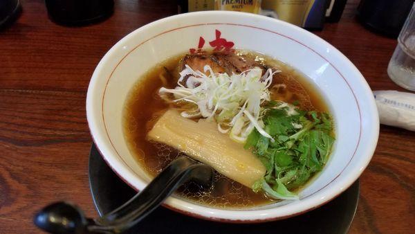 「トリプルスープの醤油ラーメン」@麺や 蔵人の写真