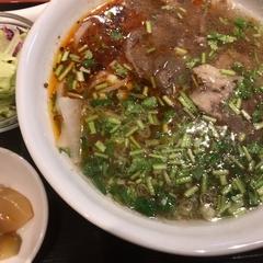 川賀蘭州拉麺の写真