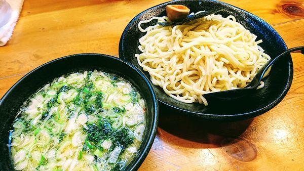 「味噌つけ麺(大)」@大正麺業の写真