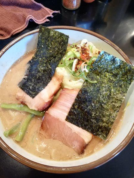 「特濃ハード」@麺家 うえだの写真