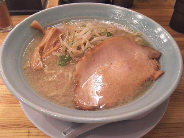 「ラーメンタイム(品名不明)¥500」@麺と出汁が絡むときの写真
