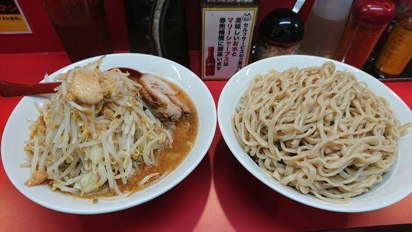 「大つけ麺1000円」@立川マシマシ 古河125号店の写真
