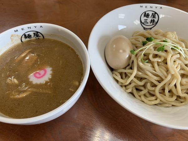 「つけ麺 小」@麺屋三井の写真