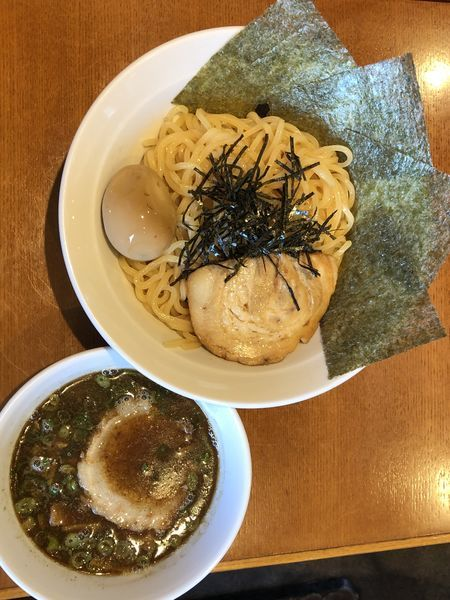「特製つけ麺」@麺匠 大悟 DAIGOの写真