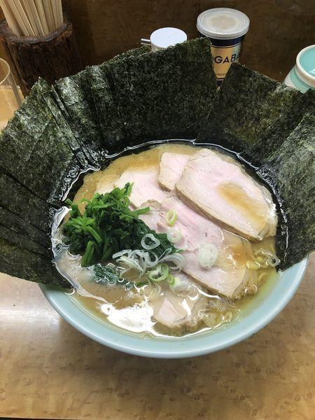 「チャーシュー麺」@ラーメン西山家 君津店の写真