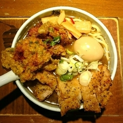 麺屋武蔵 二天の写真