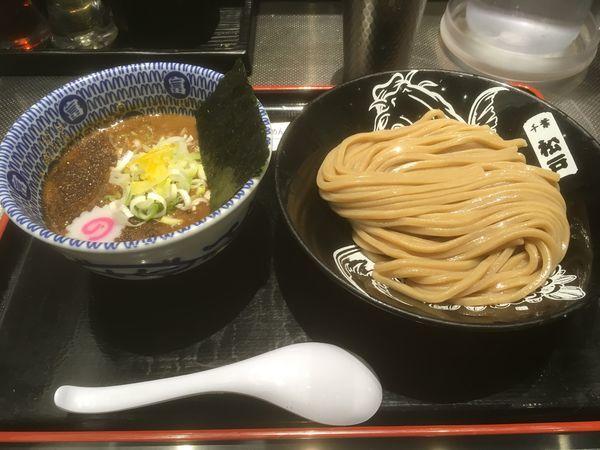 「濃厚つけめん」@松戸富田麺絆の写真