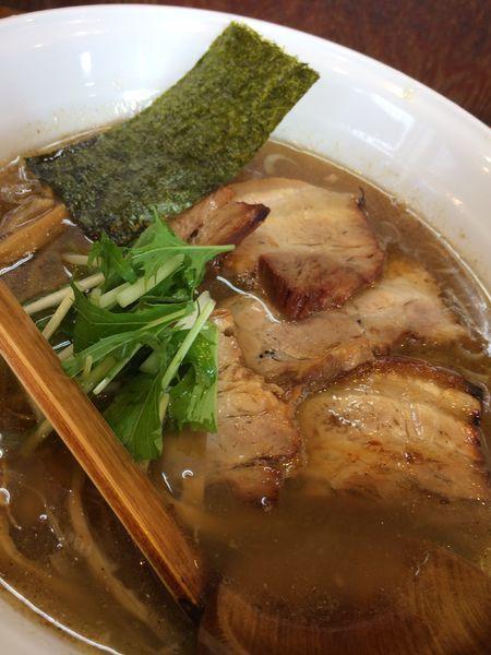 「塩バラチャーシュー」@麺や 八雲の写真