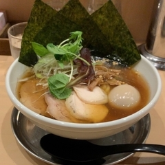 中華蕎麦 円雀の写真