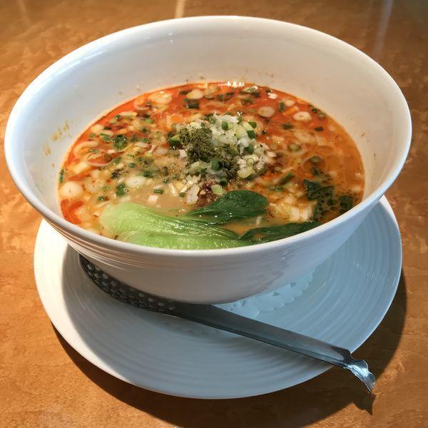 「彩鳳オリジナル担々麺(¥1,278)※」@中華料理 彩鳳の写真