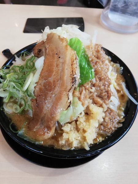 「味噌二郎」@北海道らーめん 味噌ノ頂の写真