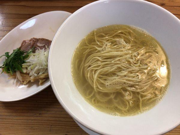 「塩マニア」@麺蔵 あつおの写真