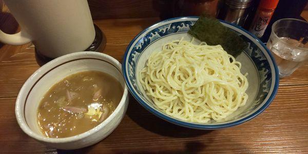 「つけ麺大盛」@らーめん木尾田の写真