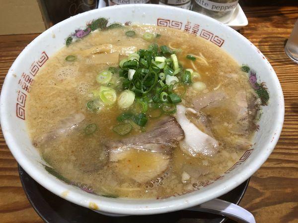「中華そば  大」@ますたに 京都駅ビル拉麺小路店の写真